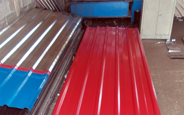 Long span Roofing Sheets