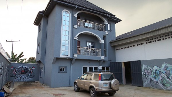 Microhomes Aluminium Technology Ltd's corporate head office in Aba Abia State