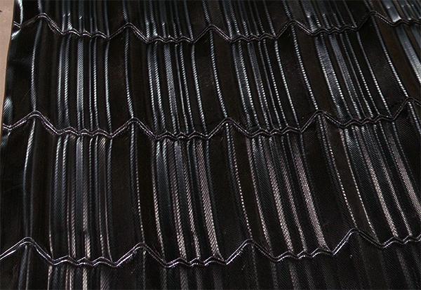 Step Tile Aluminium Roofing Sheet